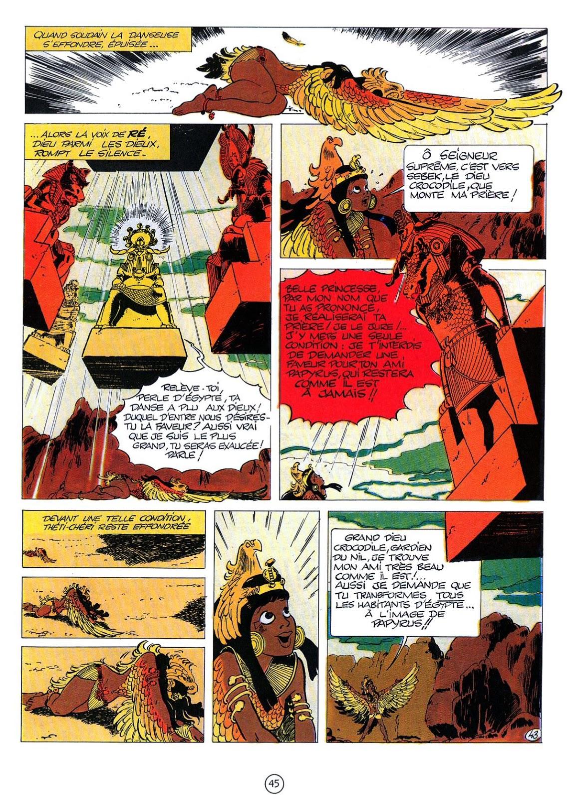 Les Héroïnes de BD: Théti-chéri ( Papyrus )