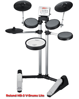 Roland Drum Set - HD-3 V-Drums Lite
