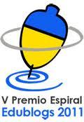 V Premi Espiral Edublogs 2011