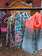MYSTYLE SUMMER SCARVES-NOW £5 EACH!!
