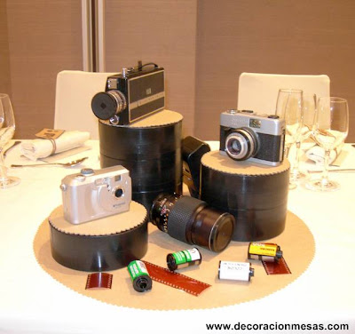 decoracion mesa centro mesa fotografo