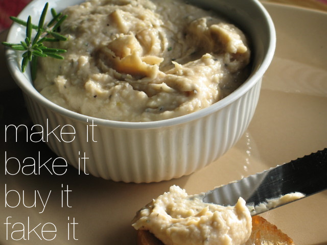 Simply Smashing White Bean Dip