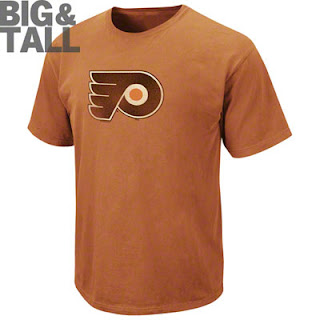 Big and Tall Philadelphia Flyers Logo T-Shirt