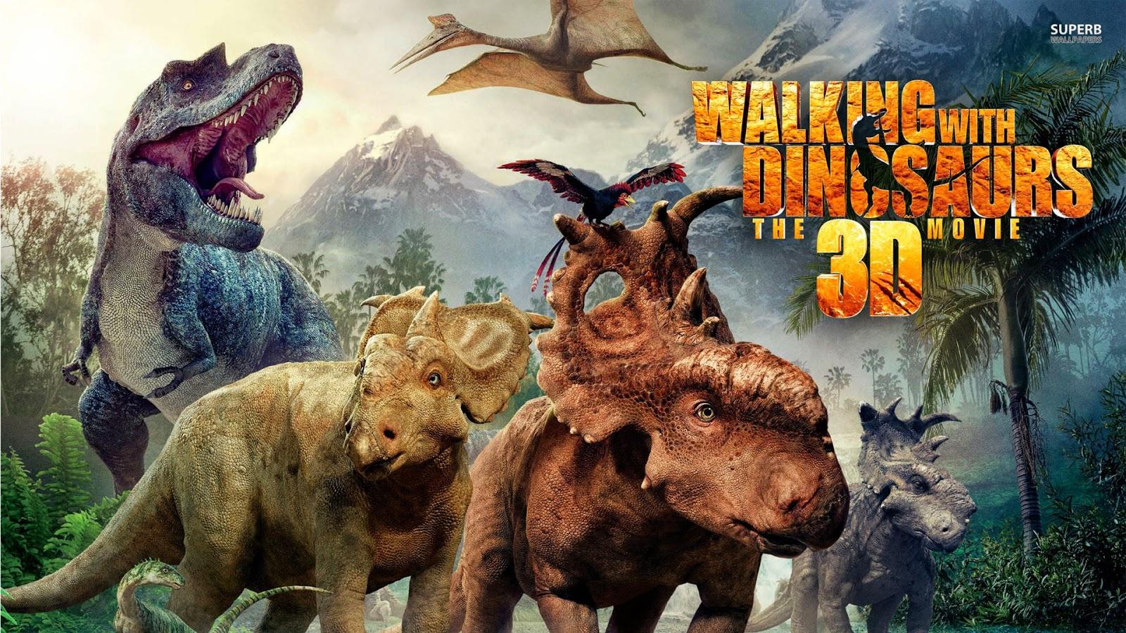 скачать 3d фильмы динозавры торрент