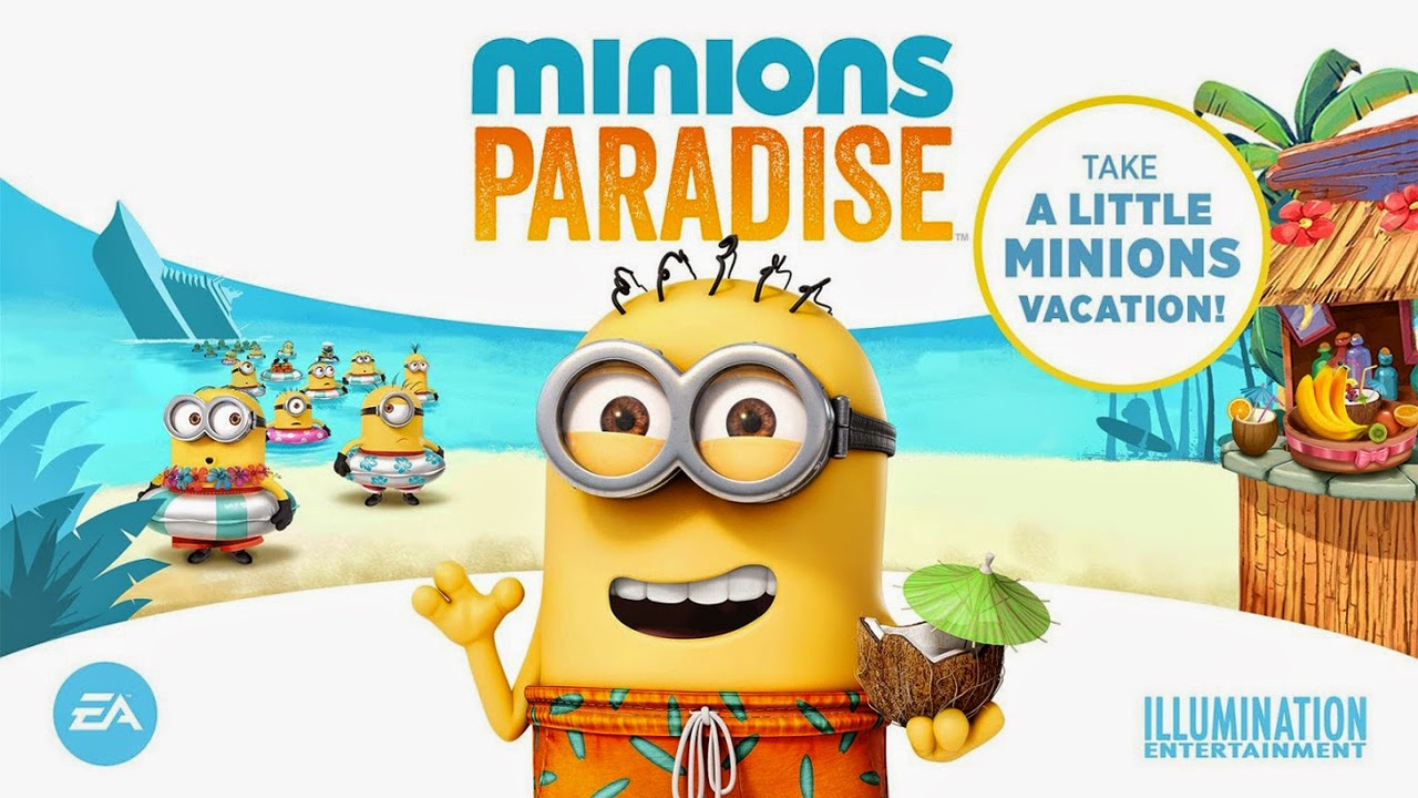 Minions Paradise™ Gameplay IOS / Android