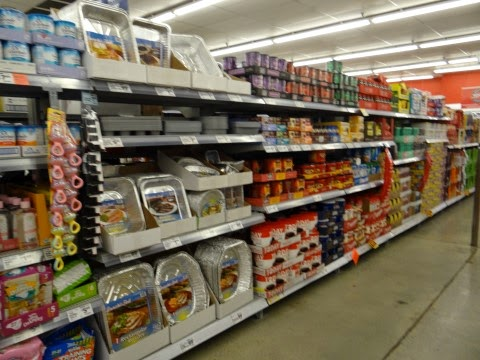 Walkabout With Wheels Blog Discount Grocery Shopping