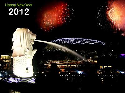 new year wallpaper 2011