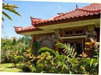 Interior Dan Eksterior Unik Dari Rumah Gaya Bali Modern