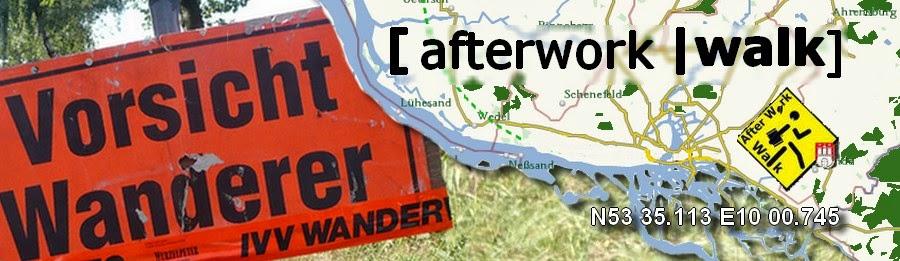After Work Walk - Hamburg - Wandern geht auch sportlich