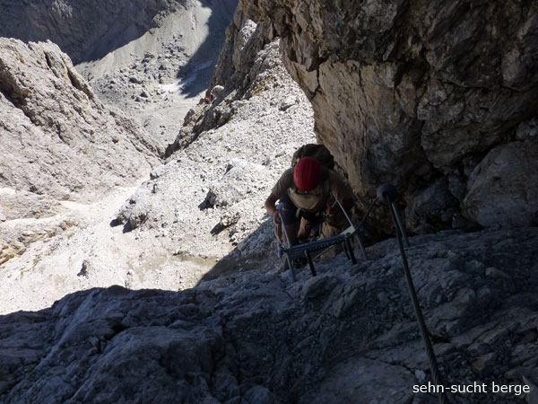 Klettersteig Plattkofel : Sehn sucht berge: oskar schuster steig und plattkofel 2958 m