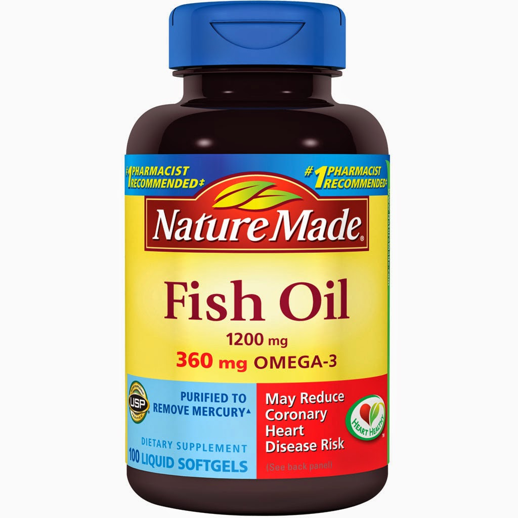 Fish oil pills make your booty bigger for Fish oil pills for buttocks review