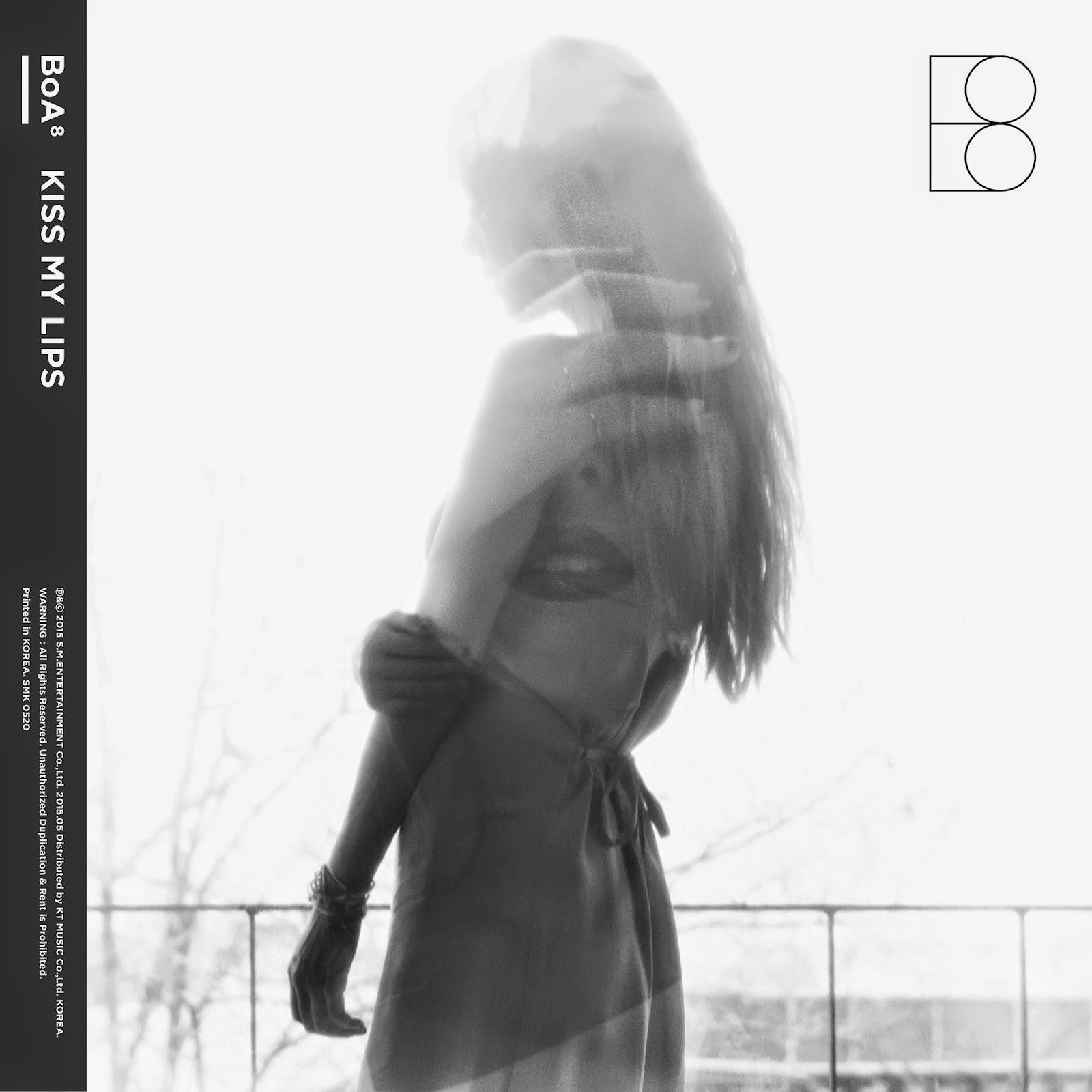 BOA 8th Kiss My Lips album  J7L6DvH