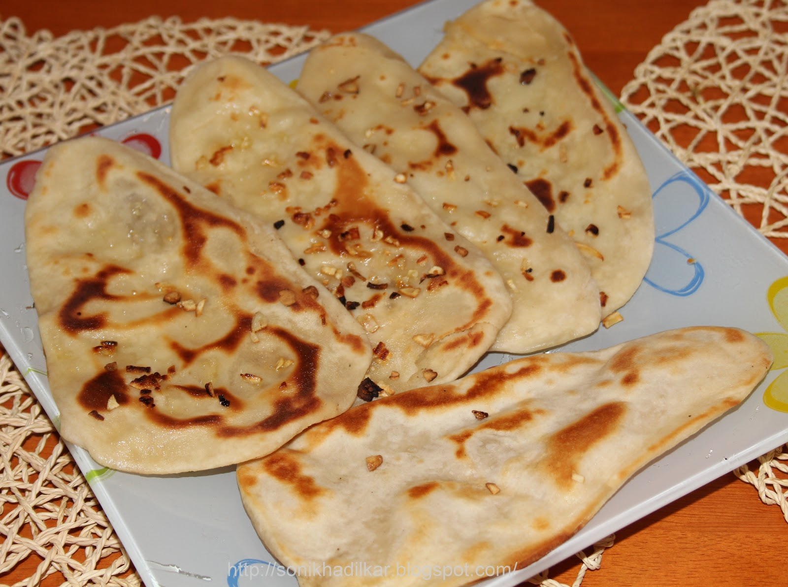 ... .blogspot.com/ .. Welcome to Soni's Kitchen: Naan without yeast