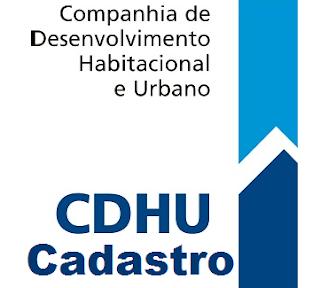 Vagas em aberto fazer inscrição CDHU 2015