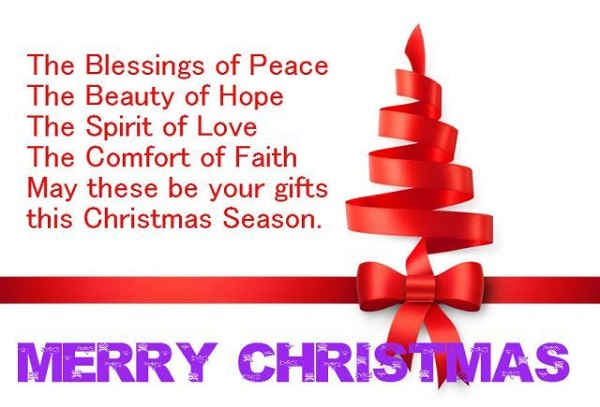 Nice Merry Christmas Quotes Collection