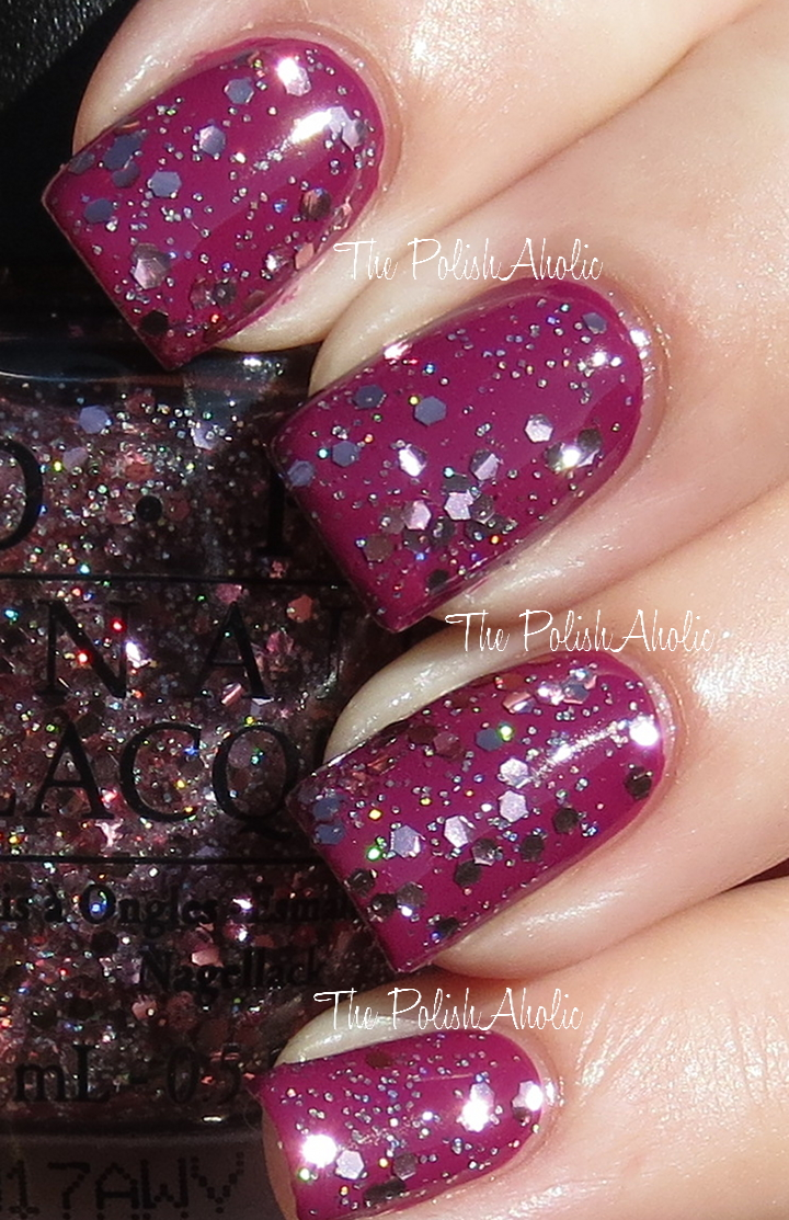 The PolishAholic: OPI Mariah Carey Collection Swatches