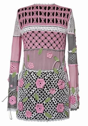 dantelli giyimler,örgü,tığ örgüleri,tığ örgü ceket,tığ bluz,tığ elbise,tığ örgü giyim,güzel Tığ Hırka