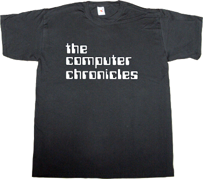 apple macintosh vintage retro TV computer t-shirt ephemeral-t-shirts