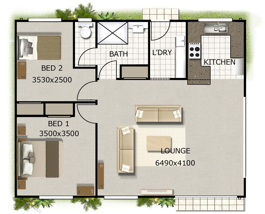 Foundation dezin decor traditional house layout 39 s - House layouts bedroom ...