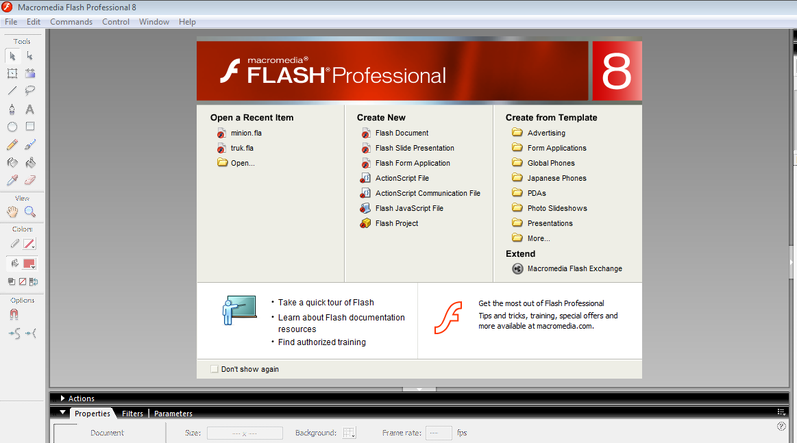 macromedia flash professional 8 free full version 1