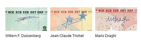 Mi pared. Banknotes