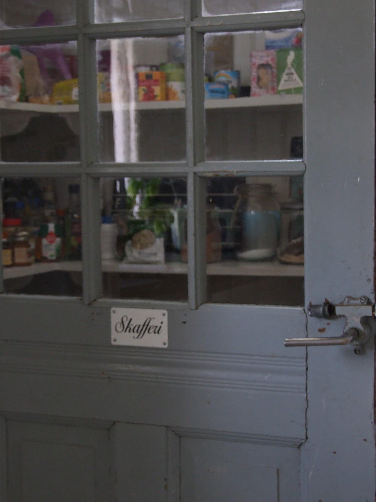 Ett Litet Kok Catering : Huset mitt i stan