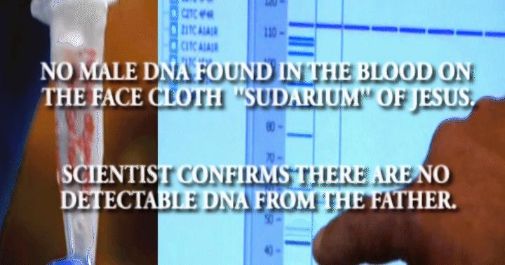 Testing oviedo sudarium of dna Sudarium of