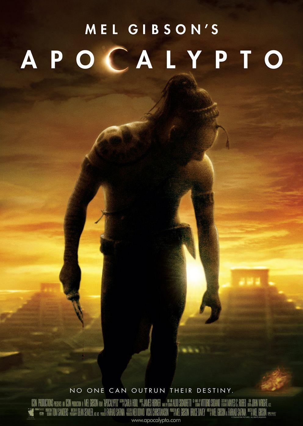 Apocalypto [2006] [1080p BRrip] [Latino-Inglés] [GoogleDrive]