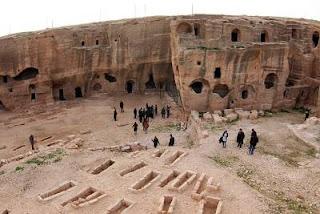 Echecs en Turquie : Visite de la cité de Dara en Mésopotamie lors de la journée de repos © site officiel