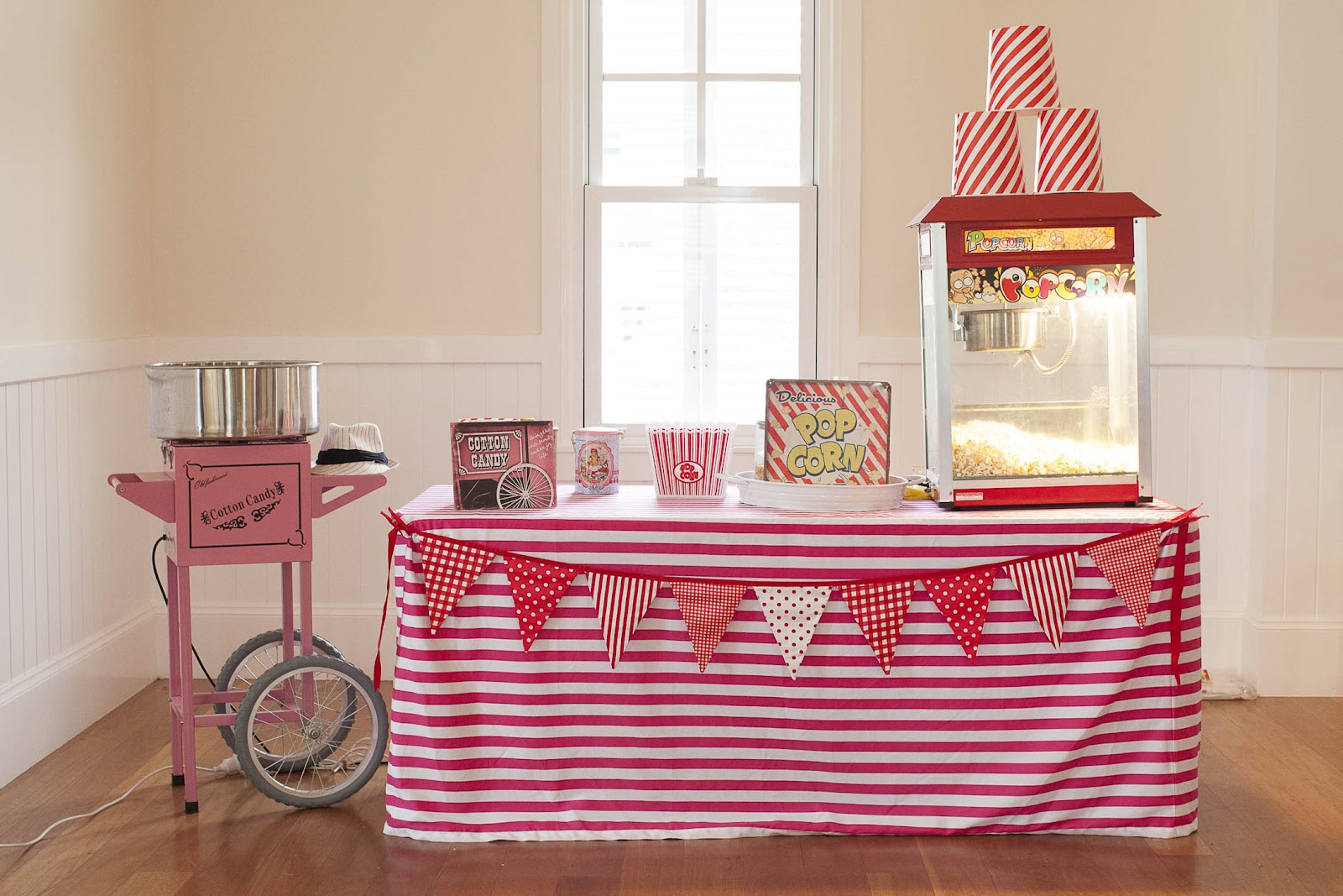 kids parties retro milk bar design dazzle. Black Bedroom Furniture Sets. Home Design Ideas