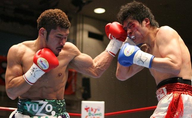 ボクシング ミドル