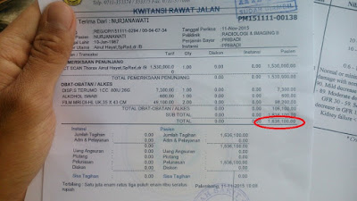 pembayaran ct scan paru