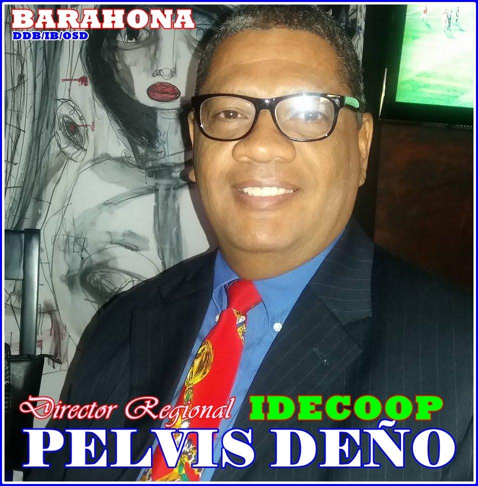 LIC. PELVIZ DEÑO, DIRECTOR REGIONAL DEL IDECOOP