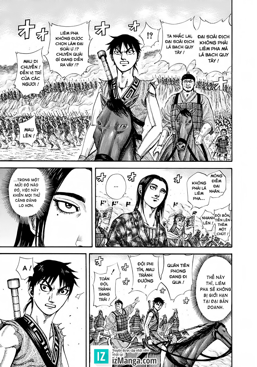Kingdom – Vương Giả Thiên Hạ (Tổng Hợp) chap 203 page 18 - IZTruyenTranh.com