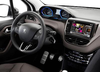 รถใหม่ 2014 Peugeot 2008
