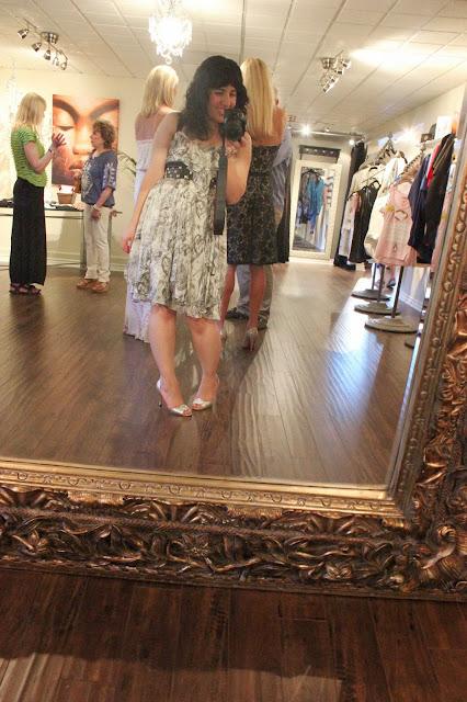 J. Colleen Boutique Mirror