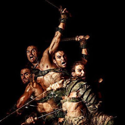 Spartacus war of the damned gannicus apologise