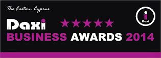 DAXI Business Awards 2014