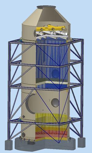 Aplicaciones de las torres de enfriamiento en la industria