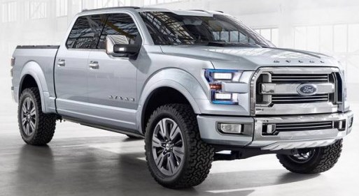 2016 Ford Atlas Concept and Release Date