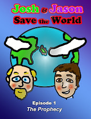 Josh & Jason Save The World