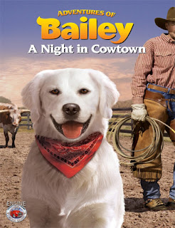 Ver pelicula Adventures of Bailey: A Night in Cowtown (2013) gratis