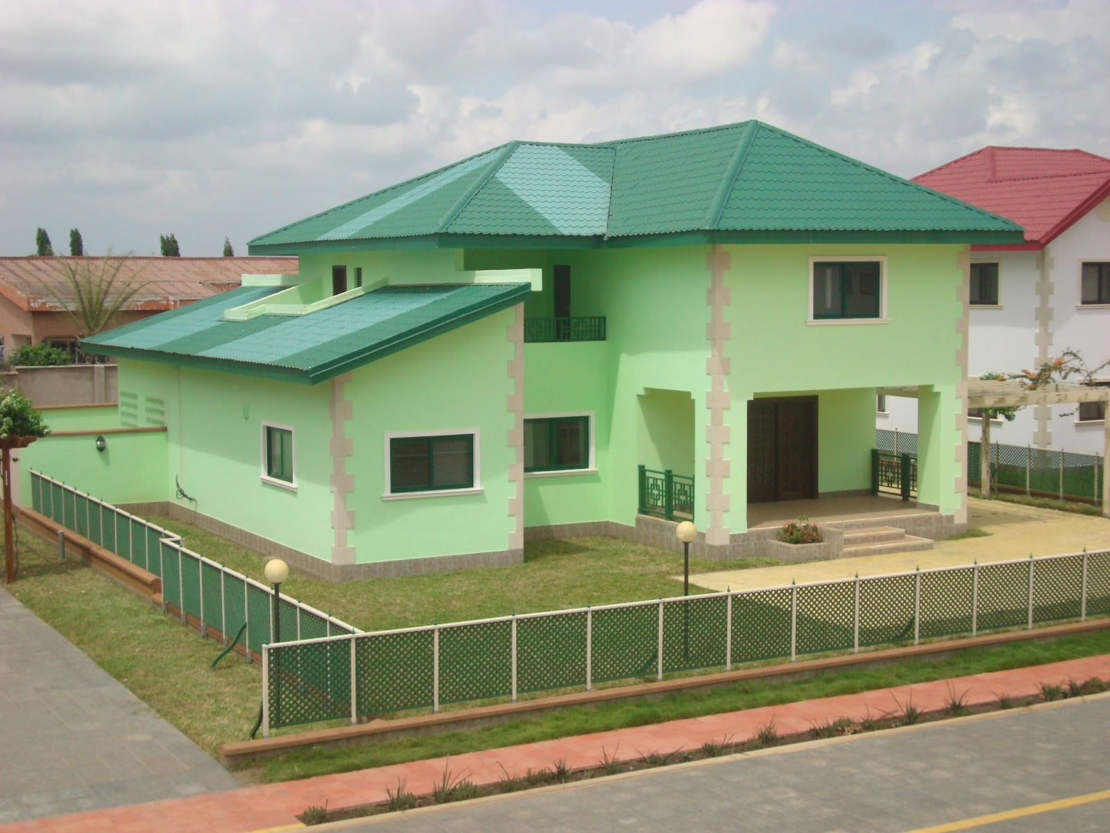 London Vacation Rentals Short Term Apartment In besides House For Rent North Legon Accra furthermore 16127 further House For Sale East Legon Accra Ghana besides 2014 10 01 archive. on ghana accra rental apartments