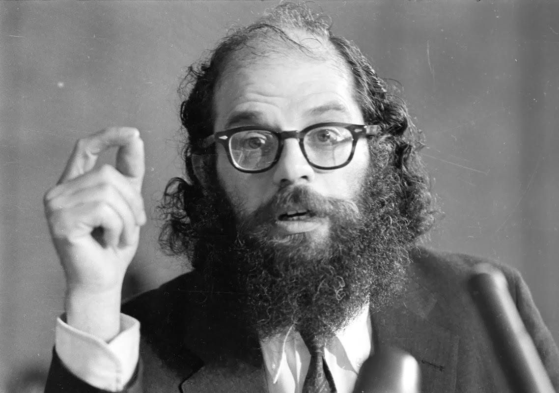 Allen Ginsburg best cannabis beards