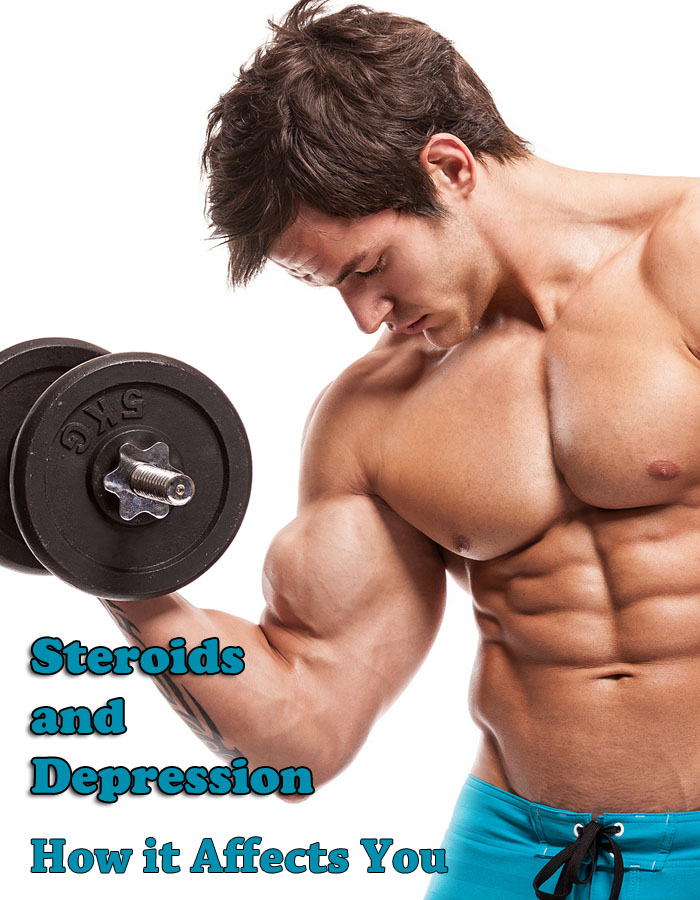 Steroids and Depression - How it Affects You
