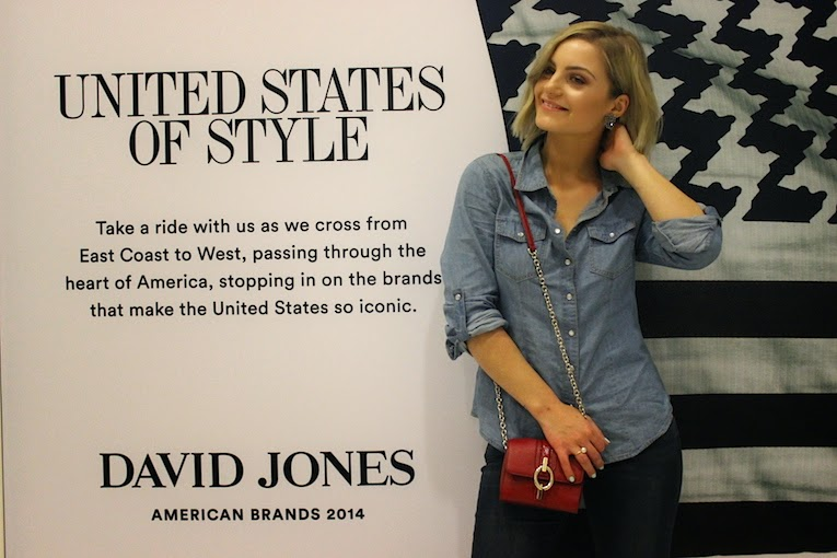 United States Of Style David Jones American Brands Domenica Calarco Vogue Vandal Lara Bingle Elle Australia