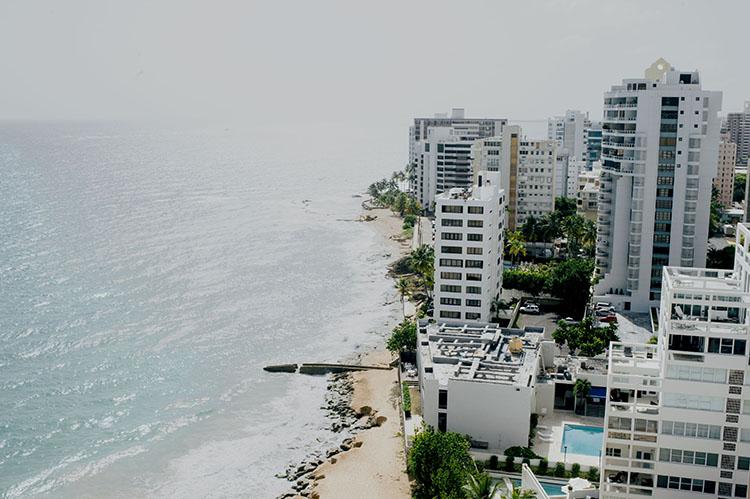 San Juan Puerto Rico Rain