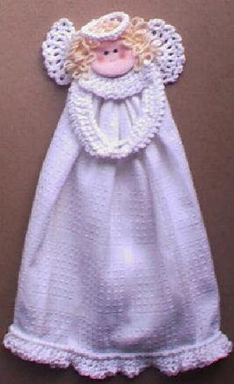 Crochet Patterns Kitchen Towel Toppers : http://www.priscillascrochet.net/freepatterns.html