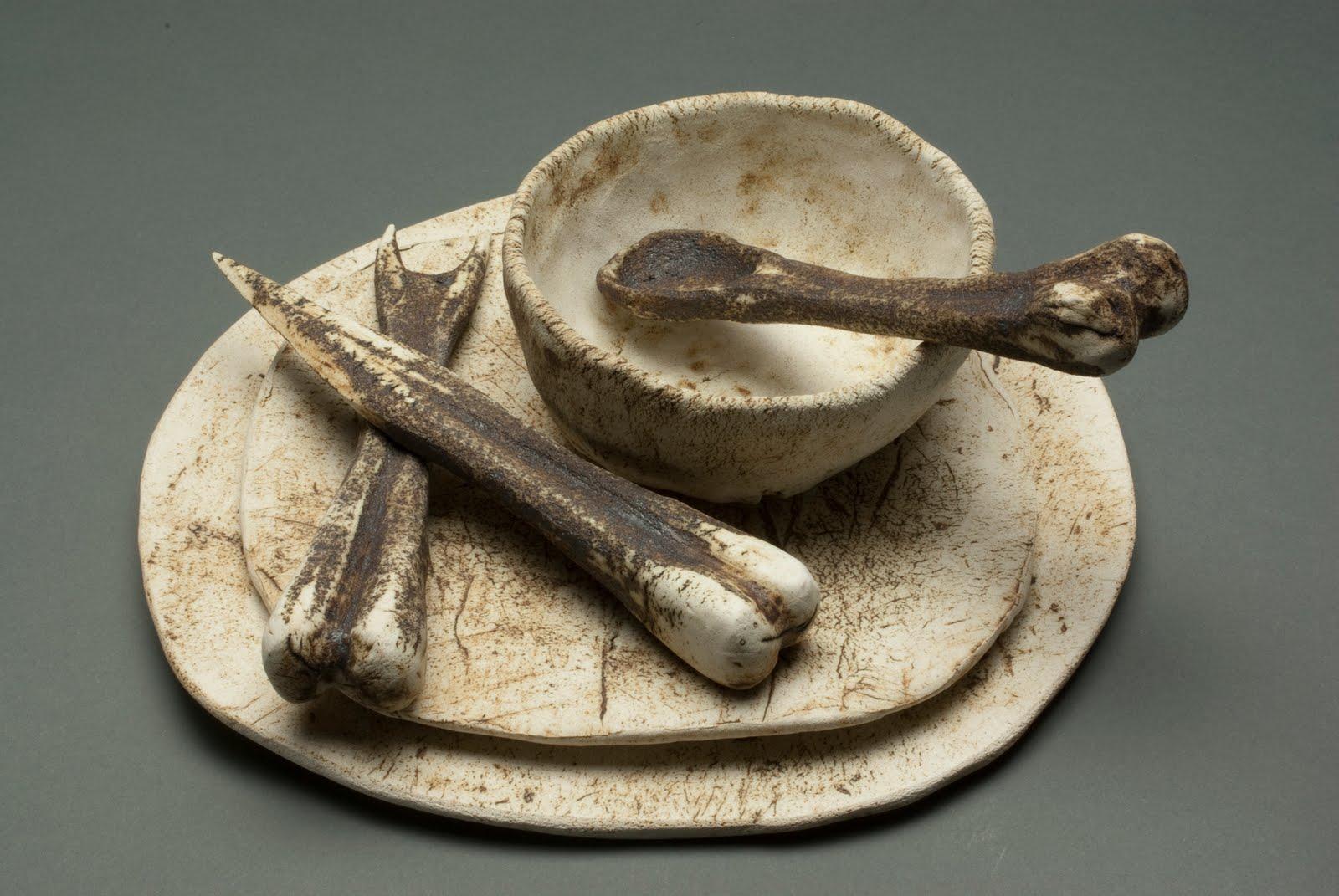 Caveman Artefacts : Valerie jean pottery photos