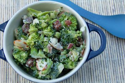 Broccoli Salad | www.kettlercuisine.com